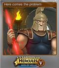 12 Labours of Hercules V Foil 3