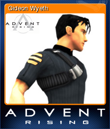 Advent Rising Card 04