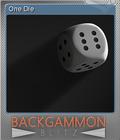 Backgammon Blitz Foil 6