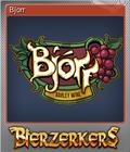 Bierzerkers Foil 1
