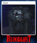 BloodLust Shadowhunter Card 6