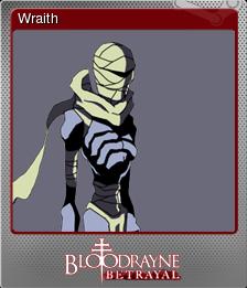BloodRayne Betrayal Foil 09