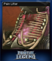 Brutal Legend Card 13