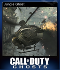 Call of Duty Ghosts Multiplayer Card 02
