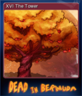 Dead In Bermuda Card 7