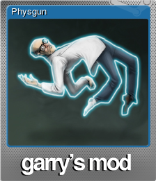 Garry's Mod Foil 3