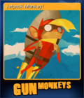 Gun Monkeys Card 1