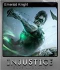 Injustice Gods Among Us Foil 4