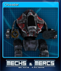 Mechs Mercs Black Talons Card 2