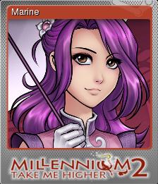 Millennium 2 - Take Me Higher Foil 1