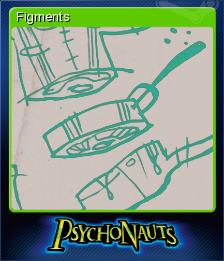 Psychonauts Card 5