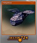 Sector 724 Foil 3
