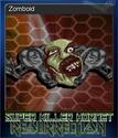 Super Killer Hornet Resurrection Card 07