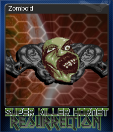 Super Killer Hornet Resurrection Card 07