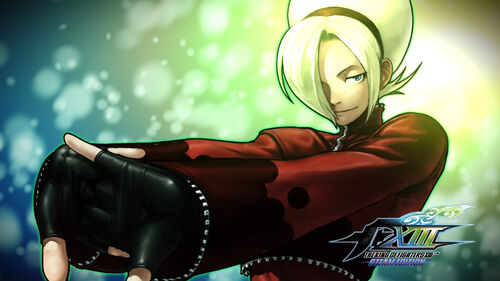 THE KING OF FIGHTERS XIII Artwork 13