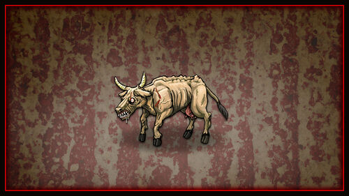 The Culling Of The Cows Artwork 6