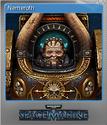 Warhammer 40,000 Space Marine Foil 10