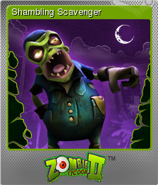 Zombie Tycoon 2 Brainhov's Revenge Foil 5