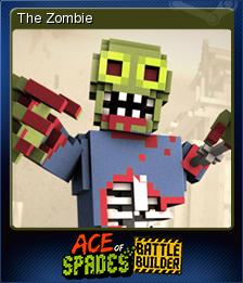 Ace of Spades Battle Builder Card 6