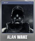 Alan Wake Foil 8