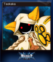 BlazBlue Calamity Trigger Card 5