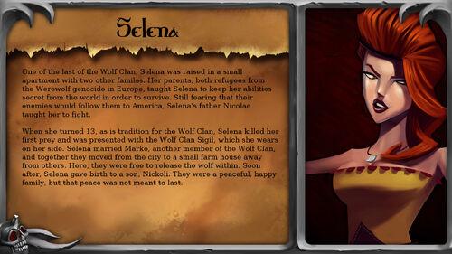 Blood of the Werewolf Artwork 4