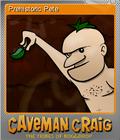 Caveman Craig Foil 6