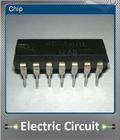 Electric Circuit Foil 6