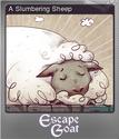 Escape Goat Foil 3