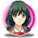 Mahjong Pretty Girls Battle School Girls Edition Badge 3