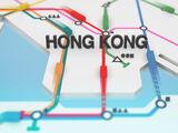 Mini Metro - Hong Kong