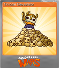 Mushroom Wars Foil 6