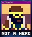 NOT A HERO Card 5