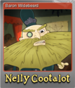 Nelly Cootalot The Fowl Fleet Foil 4