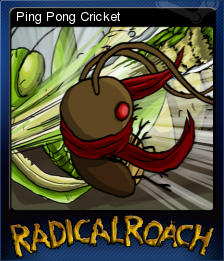 RADical ROACH Deluxe Edition Card 03