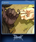 Ragnarok Online EU Card 5