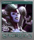 Sacred 3 Foil 09