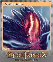SpellForce 2 - Demons of the Past Foil 8
