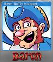 The Incredible Baron Foil 3