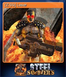 Z Steel Soldiers Card 03