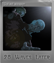 28 Waves Later Foil 5