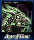 Age of Fear The Undead King Card 2