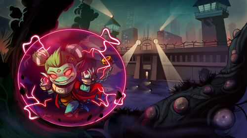 Awesomenauts Artwork 1