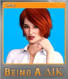 Being a DIK - Season 1 Foil 10