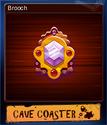 Cave Coaster Card 08