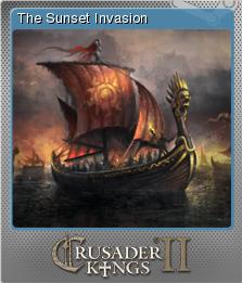 Crusader Kings II Foil 7