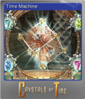 Crystals of Time Foil 5