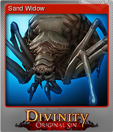 Divinity Original Sin Card 01 Foil
