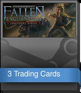 Fallen Enchantress Legendary Heroes Booster Pack