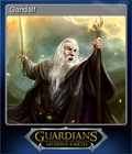Guardians of Middle-earth Card 3
